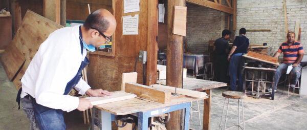 Carpintería de Muebles (Sábado)