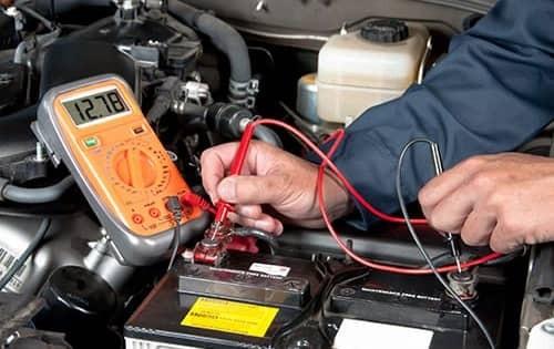 REPARACION DE COMPONENTES ELECTRICOS Y ELECTRONICOS DEL MOTOR A GASOLINA
