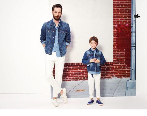Confección de prendas para caballero y niño.