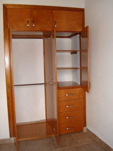 Carpinter a de closet s bado cecati 151 for Disenos de habitaciones para adultos